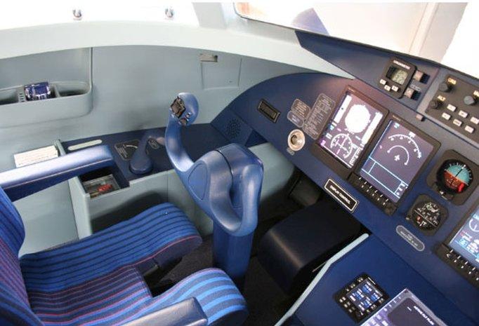 Flugsimulator Dornier