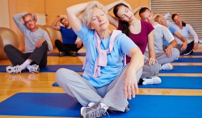 Yoga Kurs