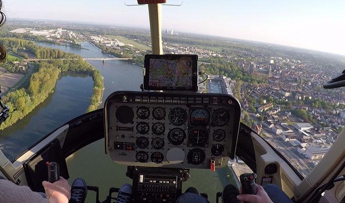 Hubschrauber Rundflug – 30 Minuten in Eggenfelden