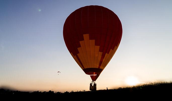 Ballonfahrt in Bietigheim-Bissingen
