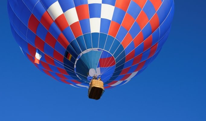 Ballonfahrt um Memmingen und Bad Wörishofen