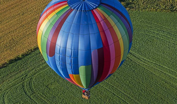 Ballon fahren Neu-Anspach