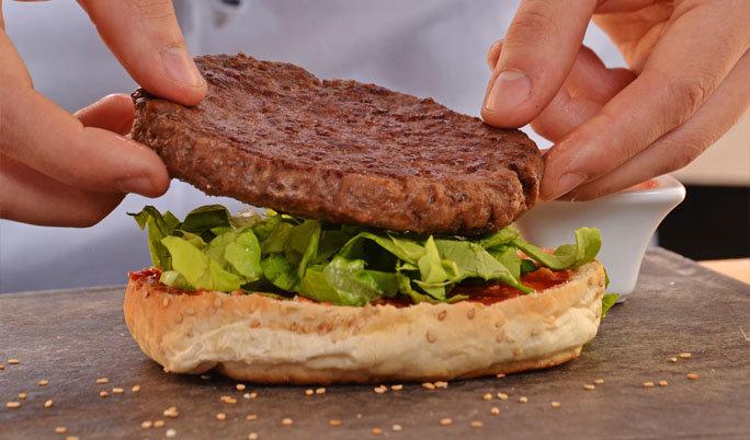 Burger Kochbox für 4 Personen