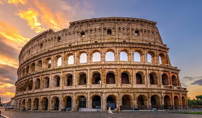 Illuminati Reise nach Rom