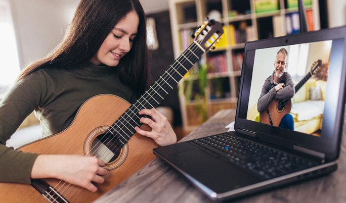 Online Kurs Klavier spielen lernen