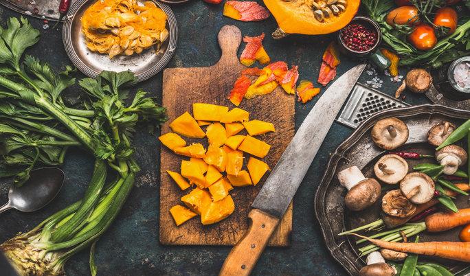 Saisonale Kochbox Herbst