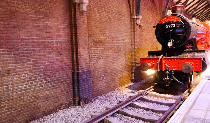 Drehortreise Harry Potter London