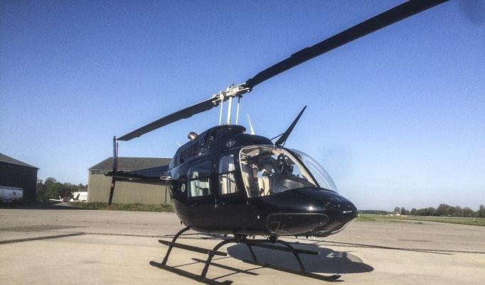 Hubschrauber Rundflug – 30 Minuten in Coburg