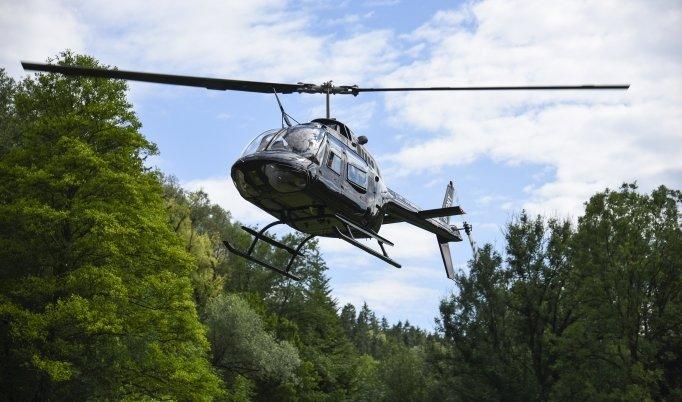 Hubschrauber Rundflug – 30 Minuten in Donauwörth