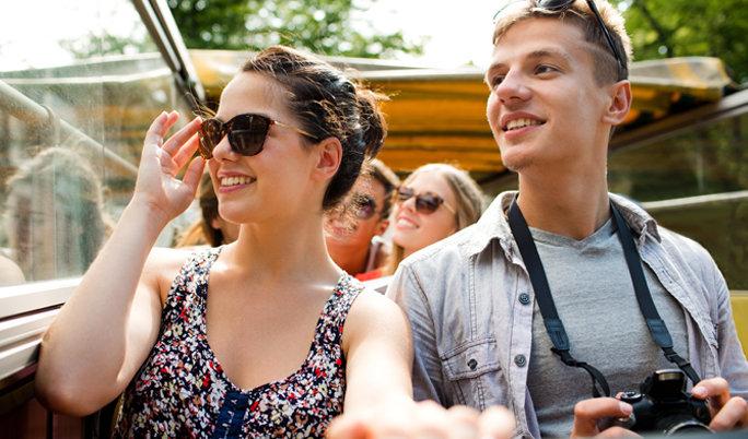 Romantischer Kurzurlaub für Paare in Halle oder Gera